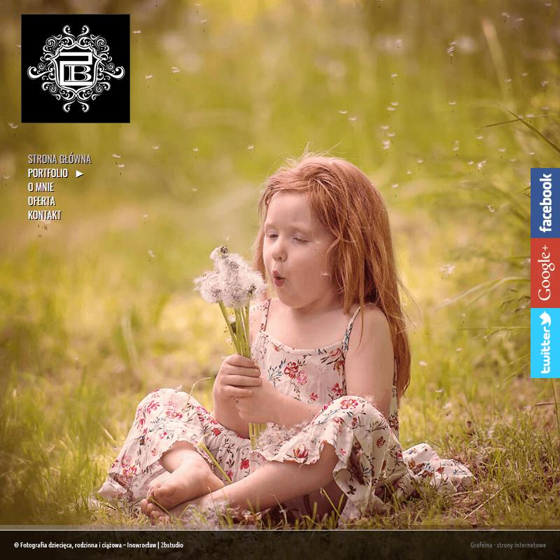 Fotografia dziecięca w Inowrocławiu