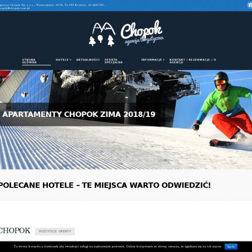 Hotele słowacja