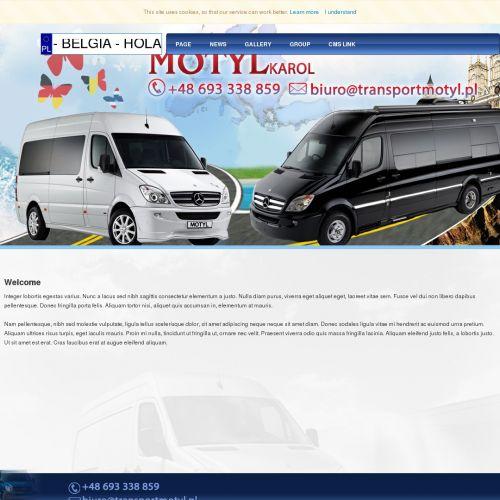 Transport białystok belgia