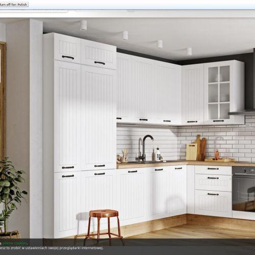 Kuchnia do zabudowy