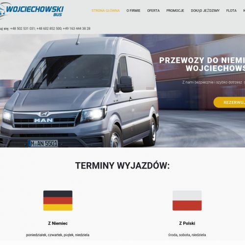 Przewóz osób do drezna w Warszawie