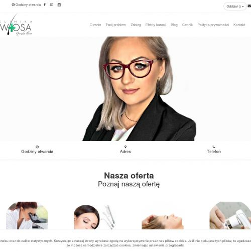 Lekarz od włosów marki - Szczecin
