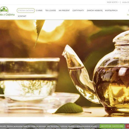 Herbata z indii ziołowa - Warszawa
