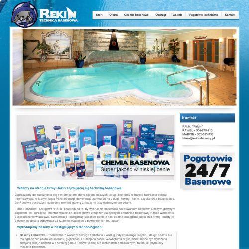 Technika basenowa