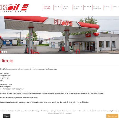 Łódź - olej opałowy