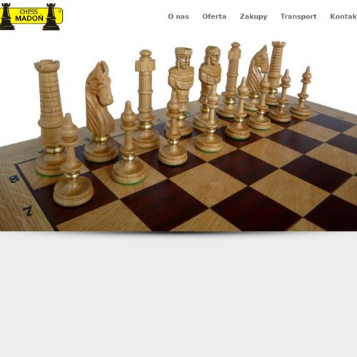 Rzeźbione szachy
