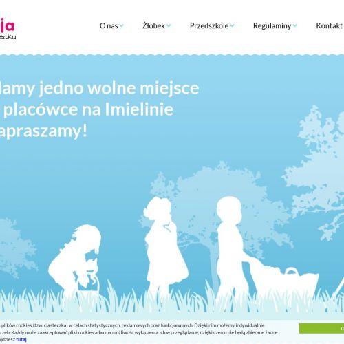 Warszawa - prywatny żłobek