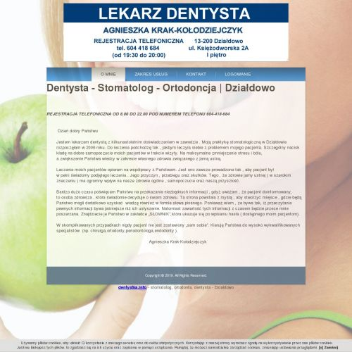 Działdowo - dentysta