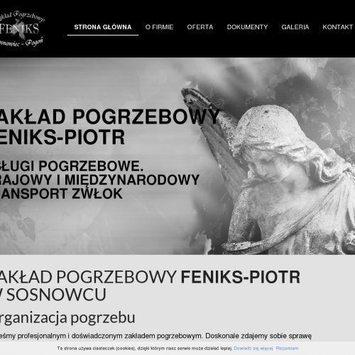 Usługi pogrzebowe w sosnowcu - Sosnowiec