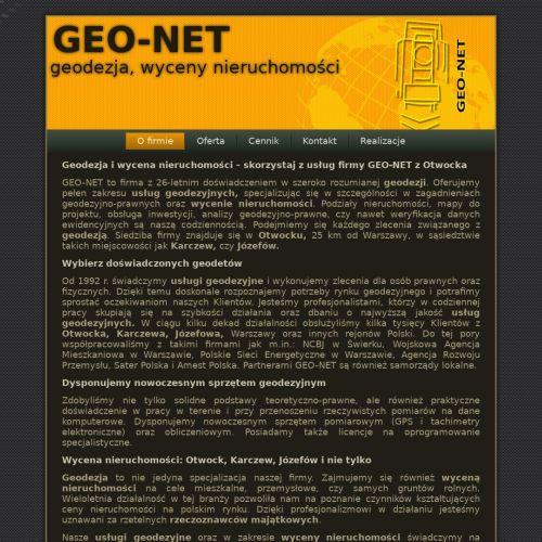 Geodezja - Karczew