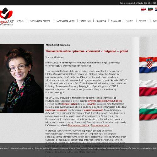 Nauka chorwackiego w Krakowie