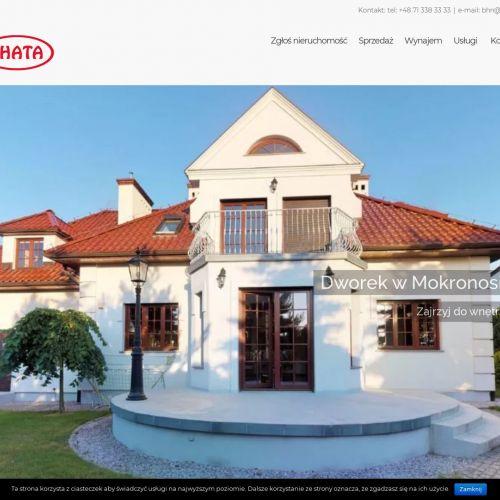 Wrocław - pośrednik wynajmu mieszkań