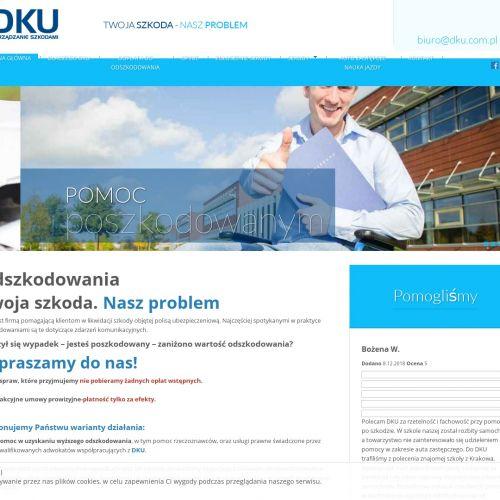 Odszkodowania komunikacyjne Kraków