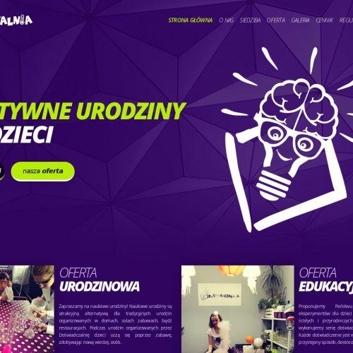 Pomysł na urodziny dziecka w Sosnowcu