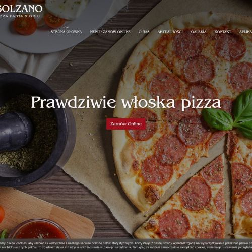Pizzeria warszawa włochy