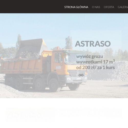 Transport ciężarowy Warszawa