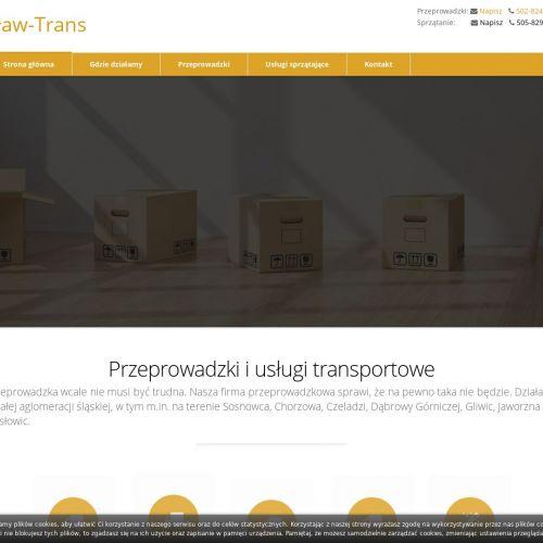 Tani transport Sosnowiec