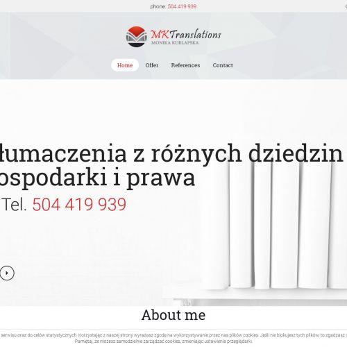 Tłumacz techniczny w Sochaczewie