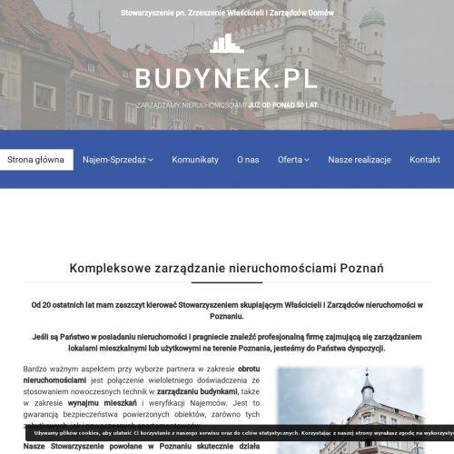 Obsługa kamienic Poznań