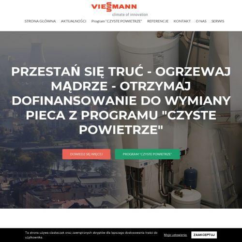 Kraków - viessmann