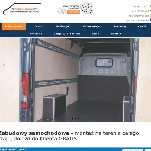Warszawa - docieplenie auta