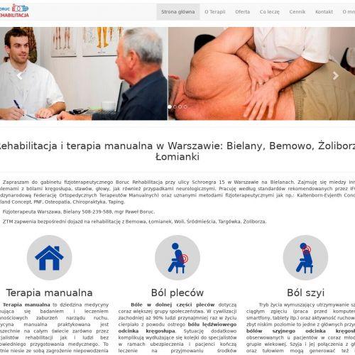 Leczenie drętwienia nóg bemowo w Warszawie