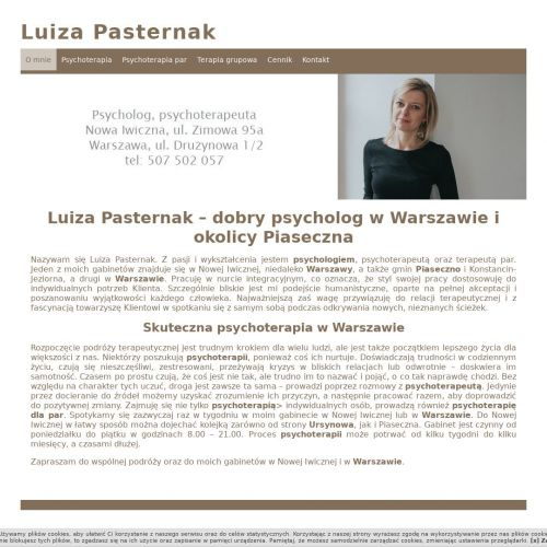 Najlepszy prywatny psycholog warszawa mokotów w Piasecznie