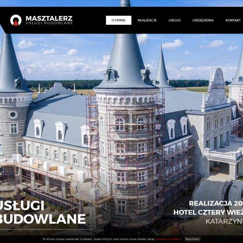 Budowa hal w Wrocławiu