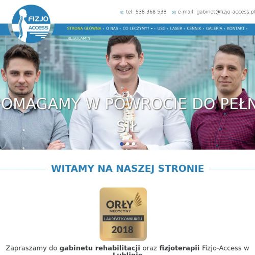 Suche igłowanie - Lublin