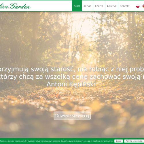 Dom opieki dla chorych na alzheimera - Lubsko