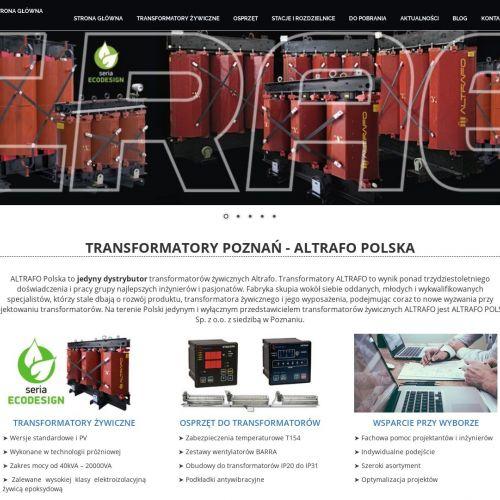 Transformator prostownikowy