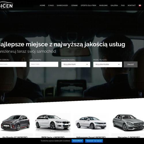 Piastów - najnowsze samochody warszawa wynajem