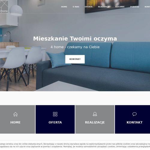 Nowoczesne wykończenie mieszkania trójmiasto w Gdyni