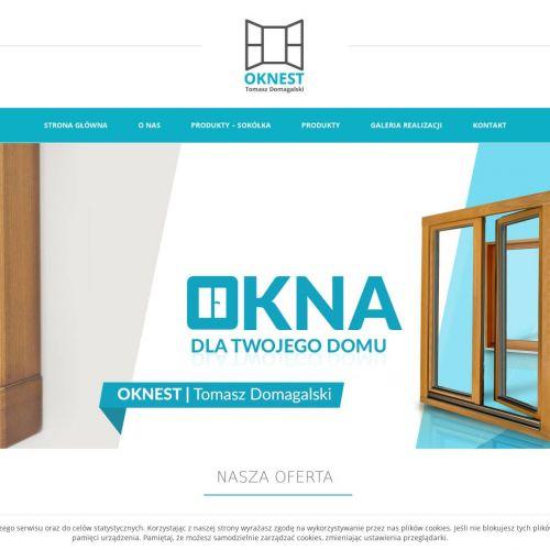 Drzwi zewnętrzne w Inowrocławiu