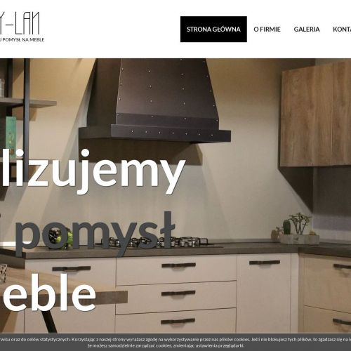 Tanie kuchnie w Poznaniu
