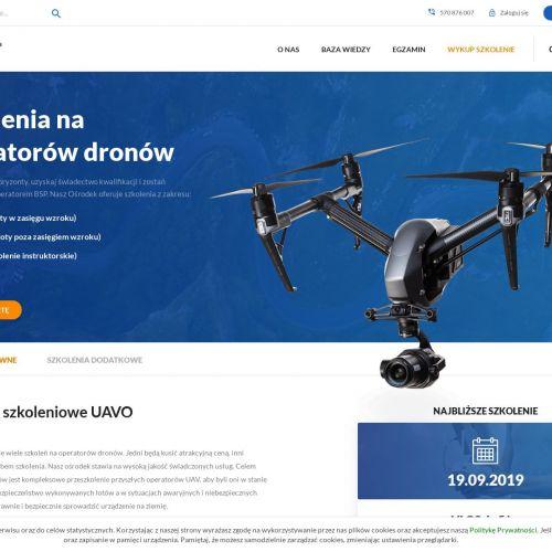Pozwolenie na drona w Rzeszowie