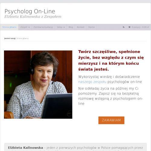 Skuteczny psycholog online