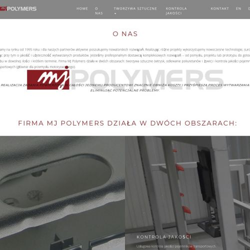 Wyroby z poliuretanów w Poznaniu