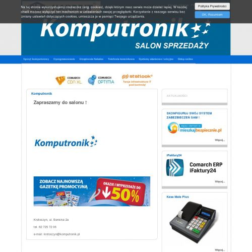 Oprogramowanie dla firm w Rawiczu