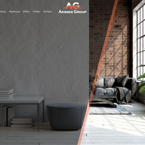 Beton akrylowy usługi - Leszno