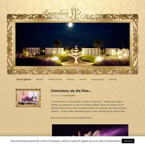 Dom weselny okolice warszawy w Błoniu
