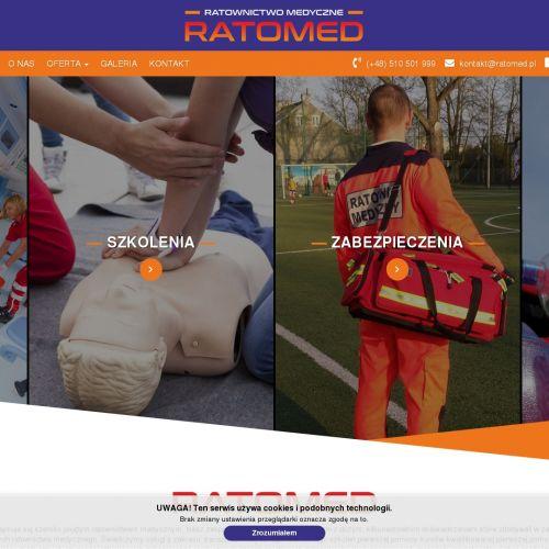 Płock - kursy pierwszej pomocy