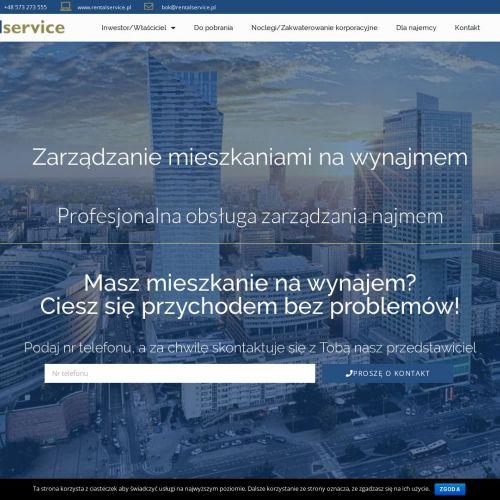 Jak oddać mieszkanie na wynajem - Warszawa