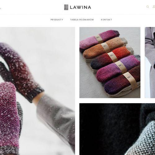Ciepłe rękawiczki sklep online