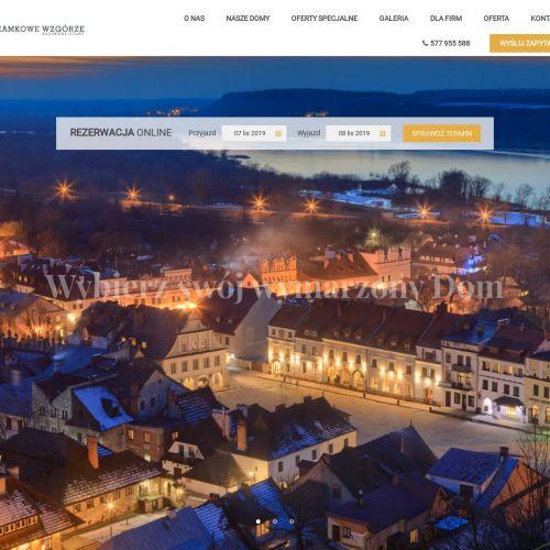 Ekskluzywny nocleg w Kazimierzu Dolnemu