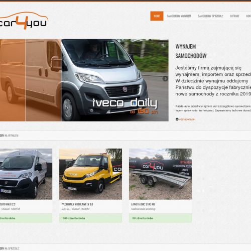Wypożyczalnia samochodów w Gdyni