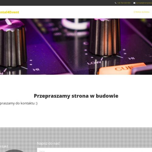 Nagłośnienia imprez warszawa białołęka w Warszawie