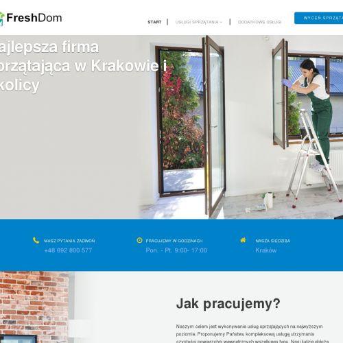 Czyszczenie mebli cennik - Kraków
