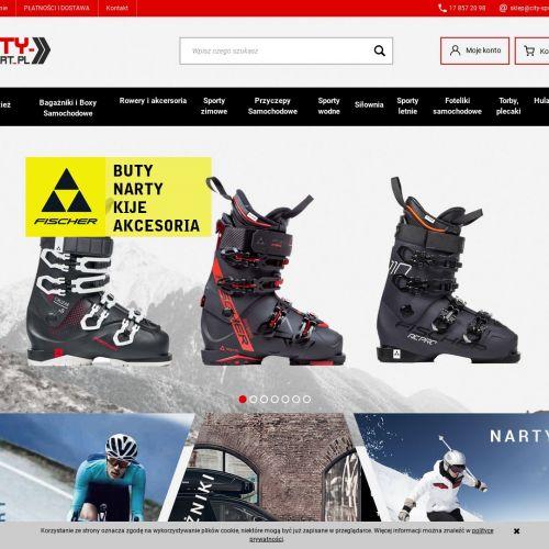 Buty narciarskie w Rzeszowie