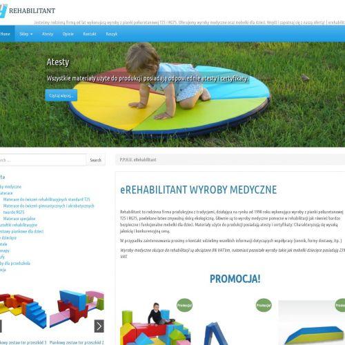 Zabawki rehabilitacyjne dla dzieci